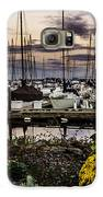 Blaine Harbor Galaxy S6 Case by Blanca Braun
