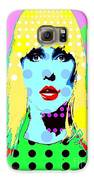 Blondie Galaxy S6 Case by Ricky Sencion