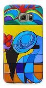 Blue Galaxy S6 Case