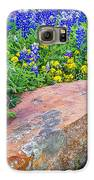 Boulder And Bluebonnets Galaxy S6 Case