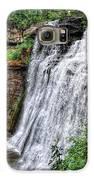 Brandywine Falls Galaxy S6 Case by Jenny Ellen Photography