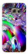 Burnin Up The Galaxy Galaxy S6 Case by Bobby Hammerstone