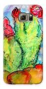 Cartoon Cactus Galaxy S6 Case