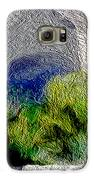 Chapel At Santorini Galaxy S6 Case