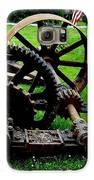 Chippewa Park Gears Galaxy S6 Case by Mark Malitz