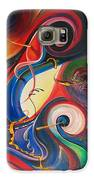 Circle Of Life Galaxy S6 Case by Dayna Reed
