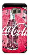 Coca Cola Galaxy S6 Case