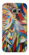 Color Portrait Galaxy S6 Case by Juan Molina