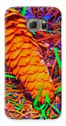 Colorful Pinecone Galaxy S6 Case by Michael Sokalski