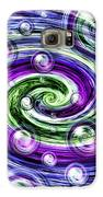 Colorful Waterfall Galaxy S6 Case