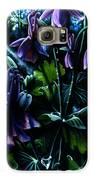 Columbine In The Woods Galaxy S6 Case