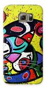 Comfortably Numb Galaxy S6 Case by Chris Mackie