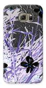 Concrete And Petals Galaxy S6 Case by Sharon McLain