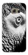 Congo African Grey 8 Galaxy S6 Case by Paulina Szajek