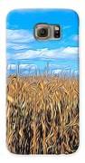 Corn Field Galaxy S6 Case