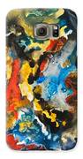 Cosmic Soup Galaxy S6 Case by Dayna Reed