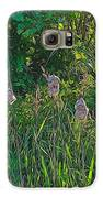 Cotton Monkey Heads Galaxy S6 Case by Peter Jackson