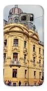 Croatian Railways Administration Building In Zagreb  Galaxy S6 Case by Borislav Marinic