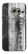 Dagonfly Post Galaxy S6 Case by Annette Allman