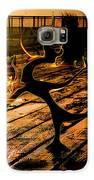 Dance Dance Dude Galaxy S6 Case by Anthony Bean