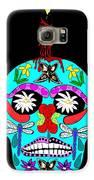 Day Of The Dead Sugar Skull Galaxy S6 Case