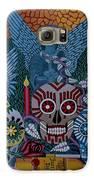 Dia De Los Muertos Galaxy S6 Case by Anthony Morris