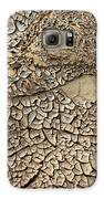 Dried Mud Pan It Time Of Drought Galaxy S6 Case