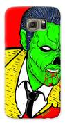 elvis presley Zombified Galaxy S6 Case by Gary Niles
