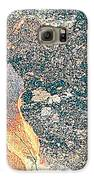Etched In Stone Galaxy S6 Case by Debbie Sikes