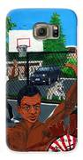 Eureka Park Throwback Galaxy S6 Case by Edward Fuller