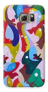 Faces In The Crowd Galaxy S6 Case by Glenn Calloway
