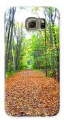 Fall In New England Galaxy S6 Case