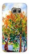 Fall2014-12 Galaxy S6 Case by Vladimir Kezerashvili