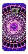 Five Star Gateway Kaleidoscope Galaxy S6 Case by Derek Gedney