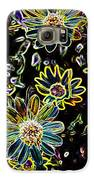 Flower Garden Galaxy S6 Case by Sharon McLain