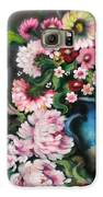 Flowers And Vase Galaxy S6 Case