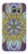 Fractal Blossom Galaxy S6 Case by Derek Gedney