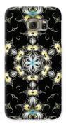 Fractal Seahorses Galaxy S6 Case by Derek Gedney