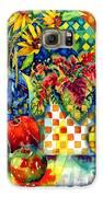 Fruit And Coleus Galaxy S6 Case