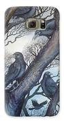Gathering A Murder Of Crows II Galaxy S6 Case by Helen Klebesadel