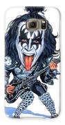 Gene Simmons Galaxy S6 Case by Art
