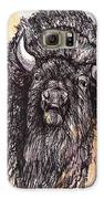 Give Me A Home Where The Buffalo Roam Galaxy S6 Case