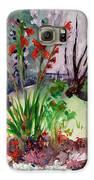 Gladioli-4 Galaxy S6 Case by Vladimir Kezerashvili