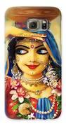 Gold Gauri Galaxy S6 Case by Lila Shravani