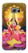 Gold Lakshmi Galaxy S6 Case