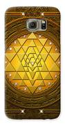 Golden-briliant Sri Yantra Galaxy S6 Case