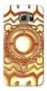 Golden Ornamental Design. Galaxy S6 Case