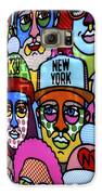 Happy Faces Happy Places New York Galaxy S6 Case by Ian  Ramsay