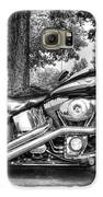 Harley D. Iron Horse Galaxy S6 Case by Sergio Aguayo