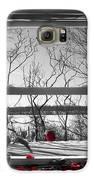 Heartbreak Galaxy S6 Case by Joshua Lucas